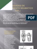 Unidades de mantenimiento neumático (FRL)