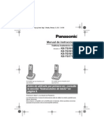 Manual Tel Panasonic Kx-TG1711SP