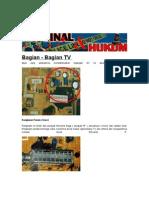 Cara Memperbaiki Televisi Dan Suara Tv Lcd Tv Rusak