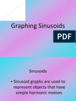 Graphing Sinusoids