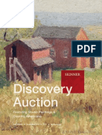 Discovery featuring Studio Paintings & Country Americana | Skinner Auction 2686M