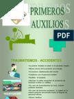 PRIMEROS AUXILIOS.pps