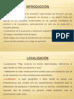 planeacion y diseño de instalaciones