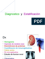 Diagnostico  y  Estatificación