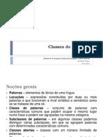 Classes de Palavras1