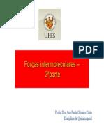 anapaulacosta-Aula de Forças intermoleculares 2