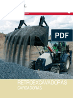 RETROEXCAVADORAS TEREX