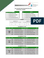 Regionales Sur Basquetbol Varones