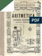 Curso Superior de Aritmética. Editorial Bruño.pdf