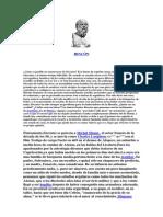 Luciano Crescenzo, historia de la filosofia griega 2ª parte