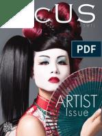 Focus of SWFL Artist Issue