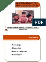 Programa Estrategico Del Med[2]