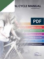 National Cycle Manual 110728
