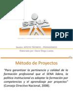 Sesión - Proyectos