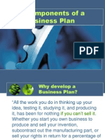 ACCOUNT PLANNING 11 WYOMING GOOD LIST OF Components Of  ABusinessPlan.ppt