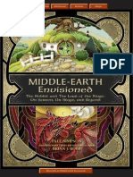 Middle-earth Envisioned by  Brian J. Robb and Paul Simpson