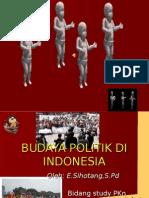 Budaya Politik Final
