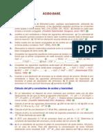 Ejercicios pH-acido-base-hidrólisis