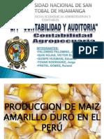 Proceso Productivo Del Maiz