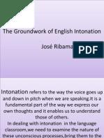 The Groundwork of English Intonation