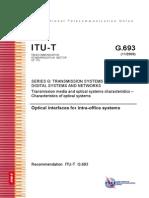 T-REC-G.693-200911-I!!PDF-E.pdf