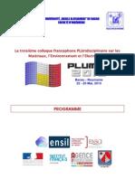 ProgramPLUMEE 2013.pdf