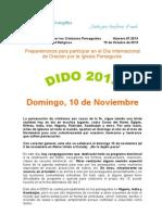 Boletín Oración 07.2013 DIDO