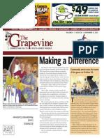 The Grapevine, November 6, 2013