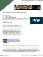 The Big Takeover _ RollingStoneIssue1075Apri22009
