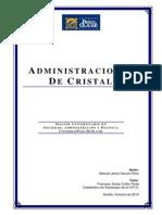 Administraciones de Cristal