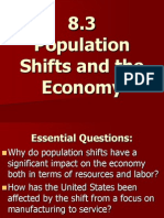 8 3 - population shifts and the economy