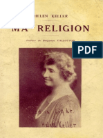 Helen Keller Ma Religion
