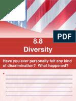 8 8 - diversity