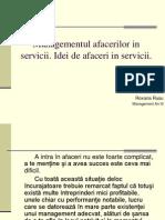 Managementul afacerilor in servicii.pps