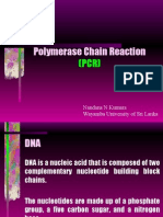 PCR -Polymerase Chain Reaction