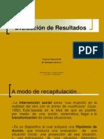Evaluaci+¦n Resultados
