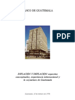 conceptos basicos de inflaciondeflacion por banguat
