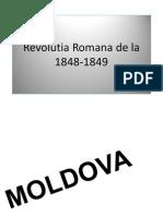 Revolutia Romana de La 1848-1849