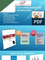 Marketing a la vanguardia de la tecnología