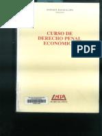 Enrique Bacigalupo - Curso de Derecho Penal Económico