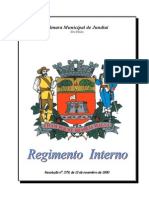 Regimento Interno Res 550