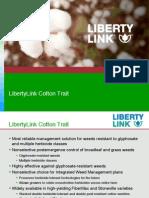 Cotton Trait Pipeline - LibertyLink Seed Trait