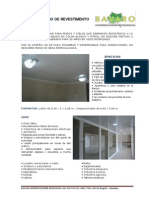 Ficha Tecnica Pvc Alveolar