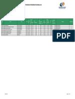 Relatorio preliminar por perfil progressão funcional 2012