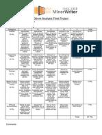 genre analysis final project 1