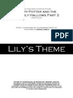 Lily's Theme [Pronto]