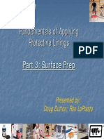 FAPL Chapter 3 - Surface Prep