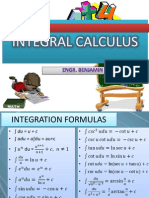 integral calculus presentation