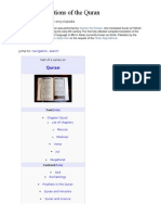 TRANSLATIONS OF THE QUR'ANIC TEXT.doc