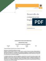 Desarrollo de Competencias Linguisticas Lepree